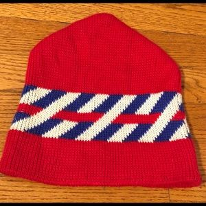 Vintage Profile Ski Snow Beanie, Hat
